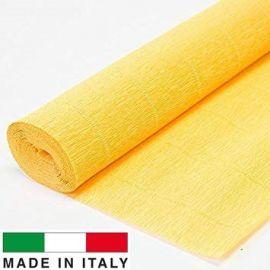 576 Cartotecnica Rossi crepe paper 2.50 x 0.50 m., 180 g.