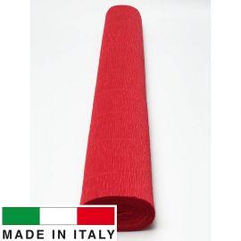 580 Cartotecnica Rossi krepinis popierius 2.50 x 0.50 m., 180 g.