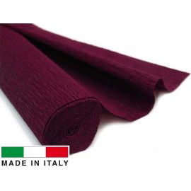 588 Cartotecnica Rossi crepe paper 2.50 x 0.50 m., 180 g.
