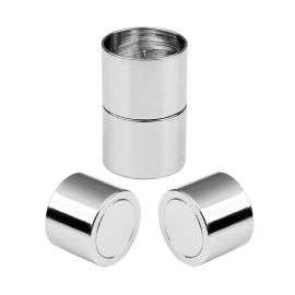 Magnetinis užsegimas 19x6 mm., 1 vnt.