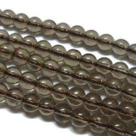 Dūminio quartz imitation 10 mm., 1 strand