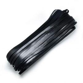 Natūralios leather cord 3x2 mm, 1 meter
