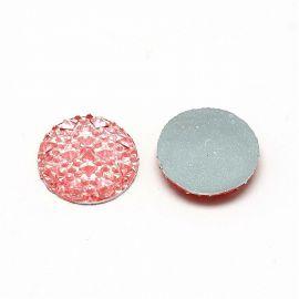 Acrylic cabochon 20 mm., 1 pc.