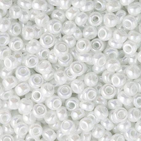 MIYUKI biseris 11-9528, baltos spalvos 11/0 (2,00 mm), 1 maišelis