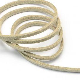 Zomšinė ribbon 3 mm., 1 meter